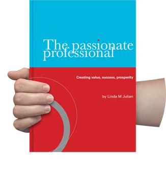 The passionate professional