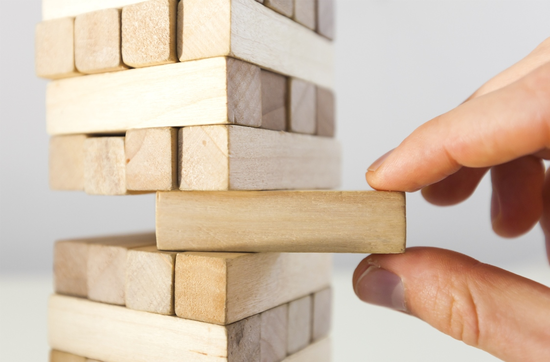 Is your firm's governance and management solid? Or more fragile like a game of Jenga?